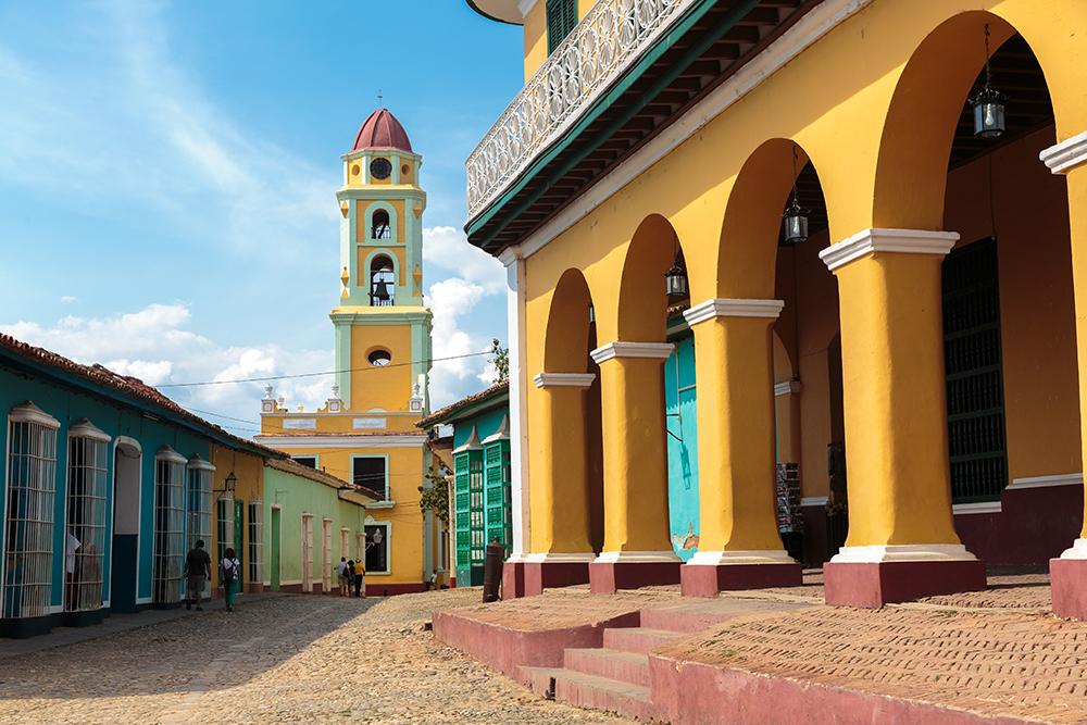 Cuba, Ciudades patrimoniales