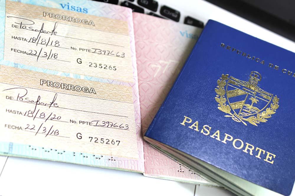 Prórroga Doble de Pasaporte