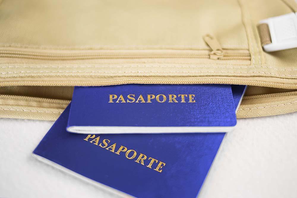 Renovación del pasaporte