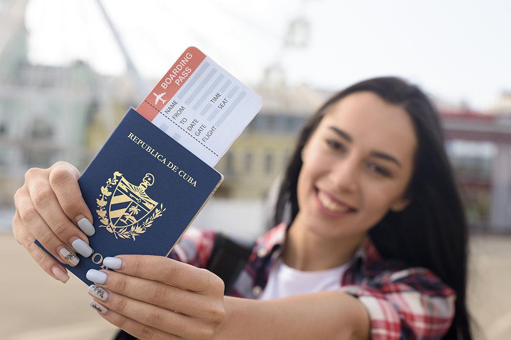 prórroga del pasaporte cubano