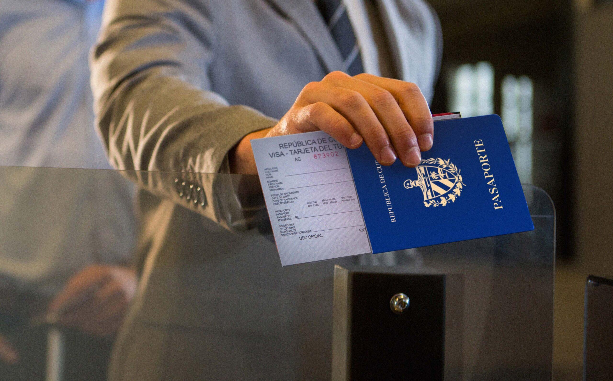 solicitar el pasaporte cubano en Estados Unidos