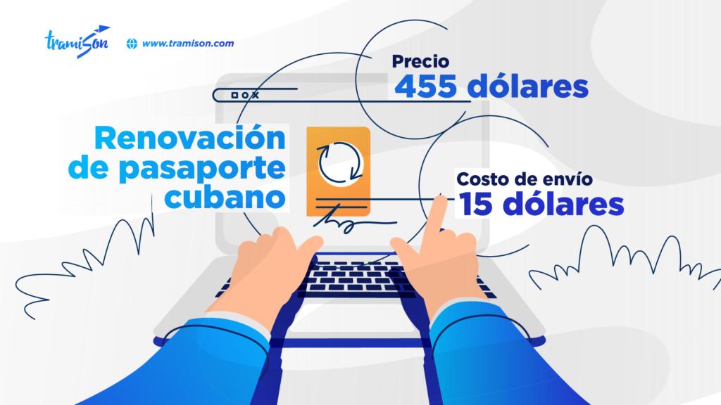 ¿Cuánto vale renovar el pasaporte cubano en 2021?